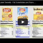 Video - Fat Substitutes and Trans Fat